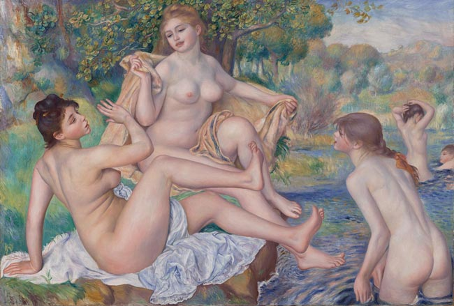 The Great Bathers