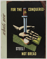 For the Conquered - Steel! - Not Bread