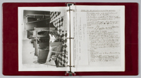 Manual of instructions for the assembly of Étant donnés...