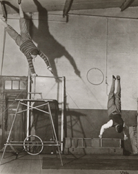 Untitled (Circus Performers)