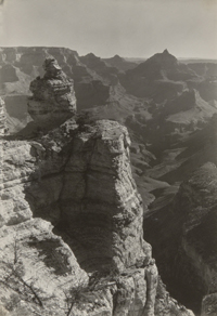 Untitled (Aerial View of American West)