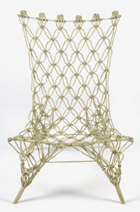 """Knotted"" Chair"