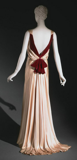 Woman's Evening Dress
