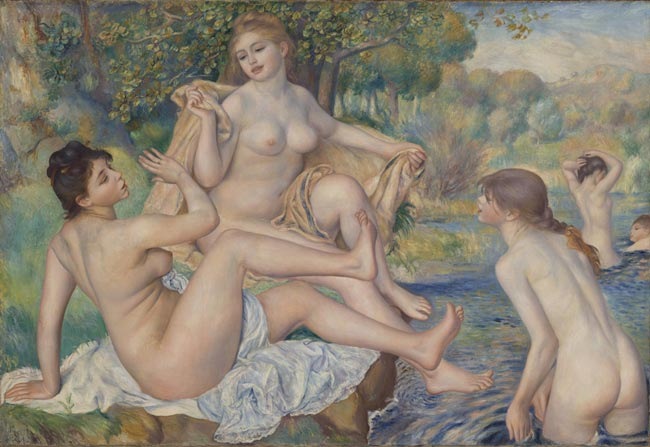 The Large Bathers