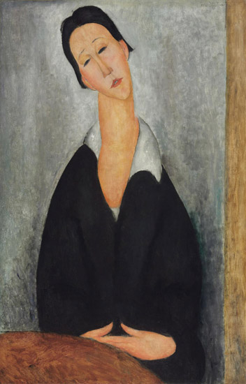 Portrait of a Polish Woman