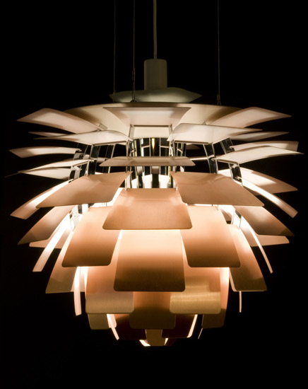 """PH Artichoke"" Lamp"