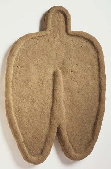 Untitled (Sandwoman Series)