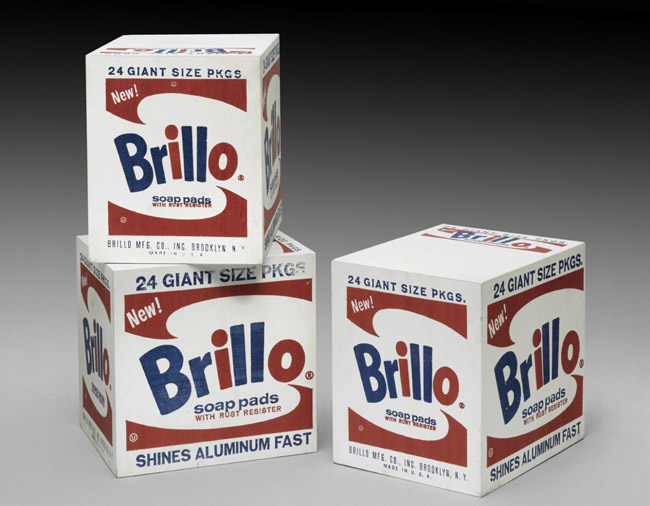 Brillo Boxes