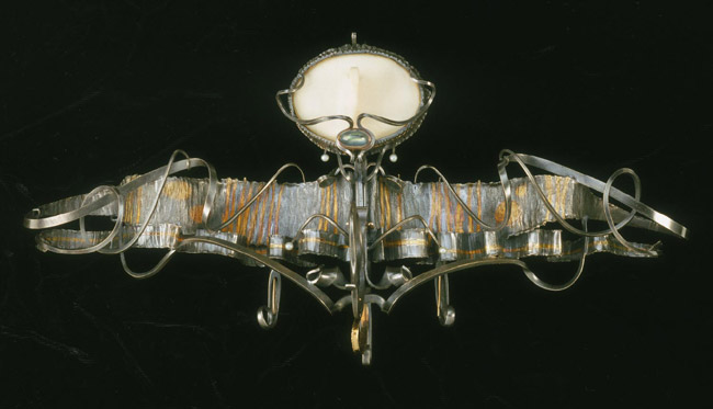 Sectional Brooch