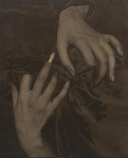 Georgia O'Keeffe - Hands and Thimble