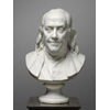 Bust of Benjamin Franklin (1706 - 1790)
