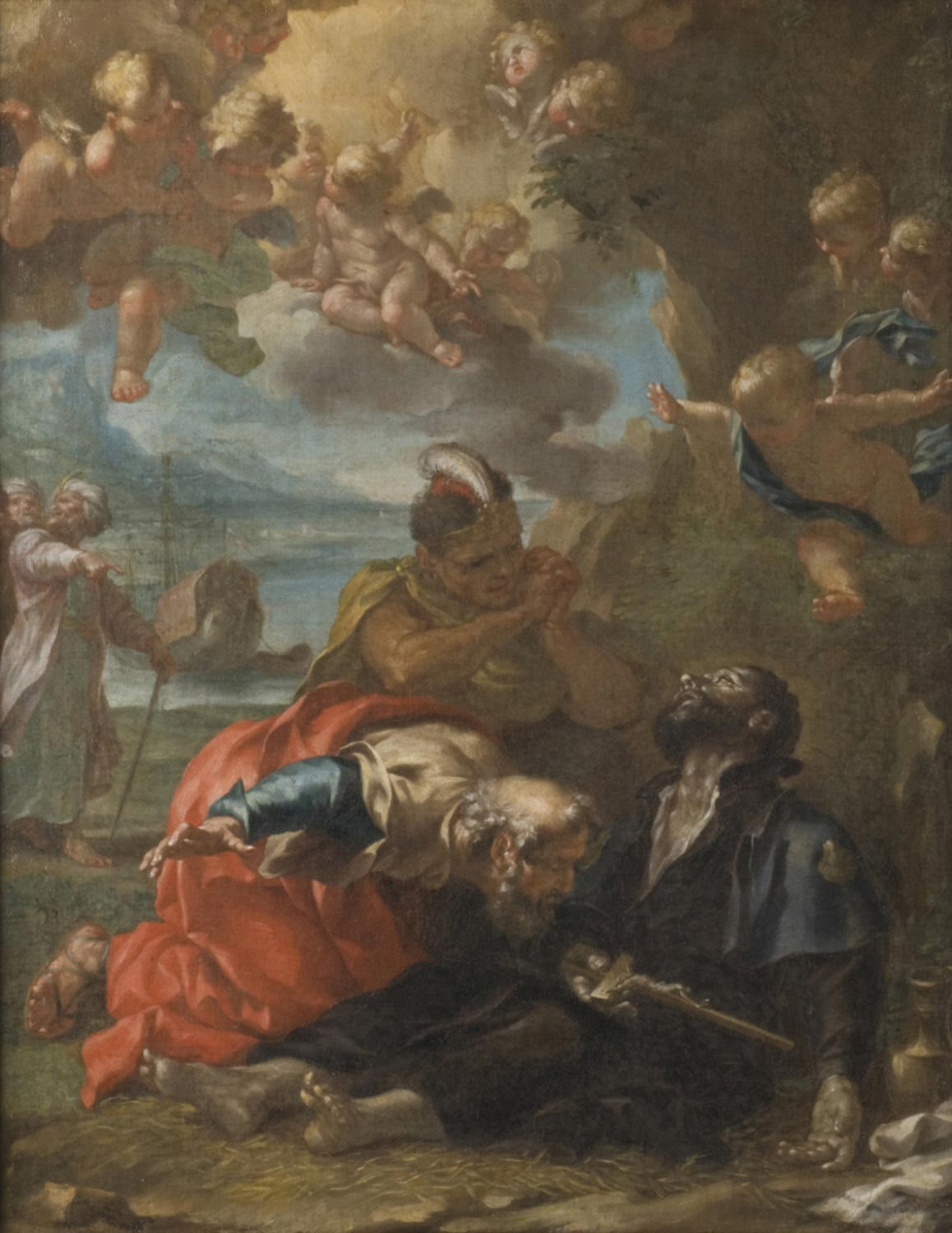 The Death of Saint Francis Xavier