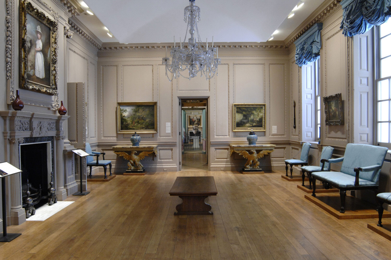 Interior Architecture, possibly from Sutton Scarsdale Hall
