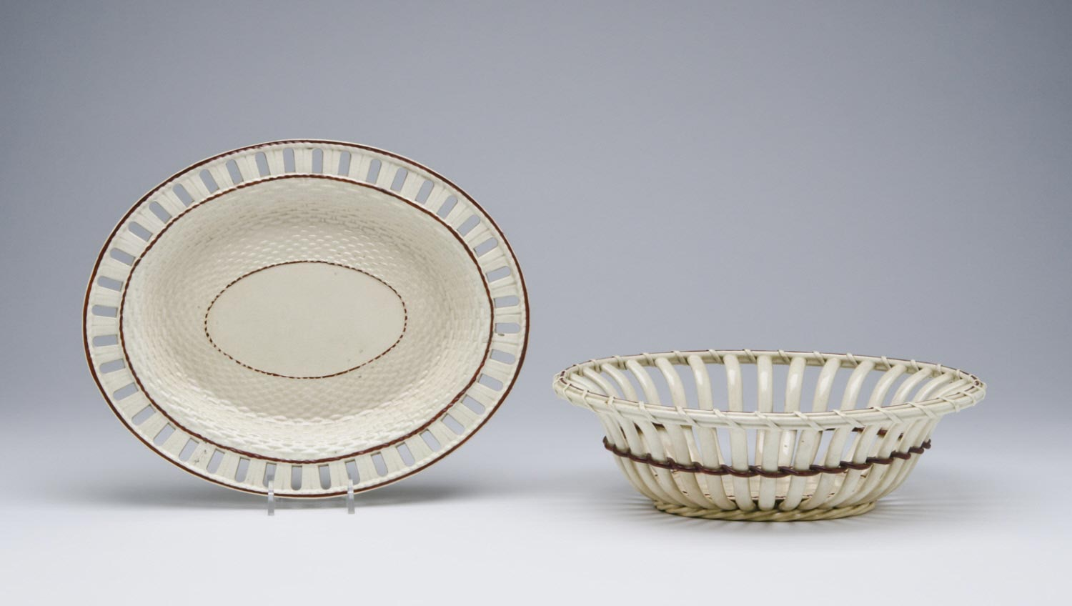 Basket and Tray
