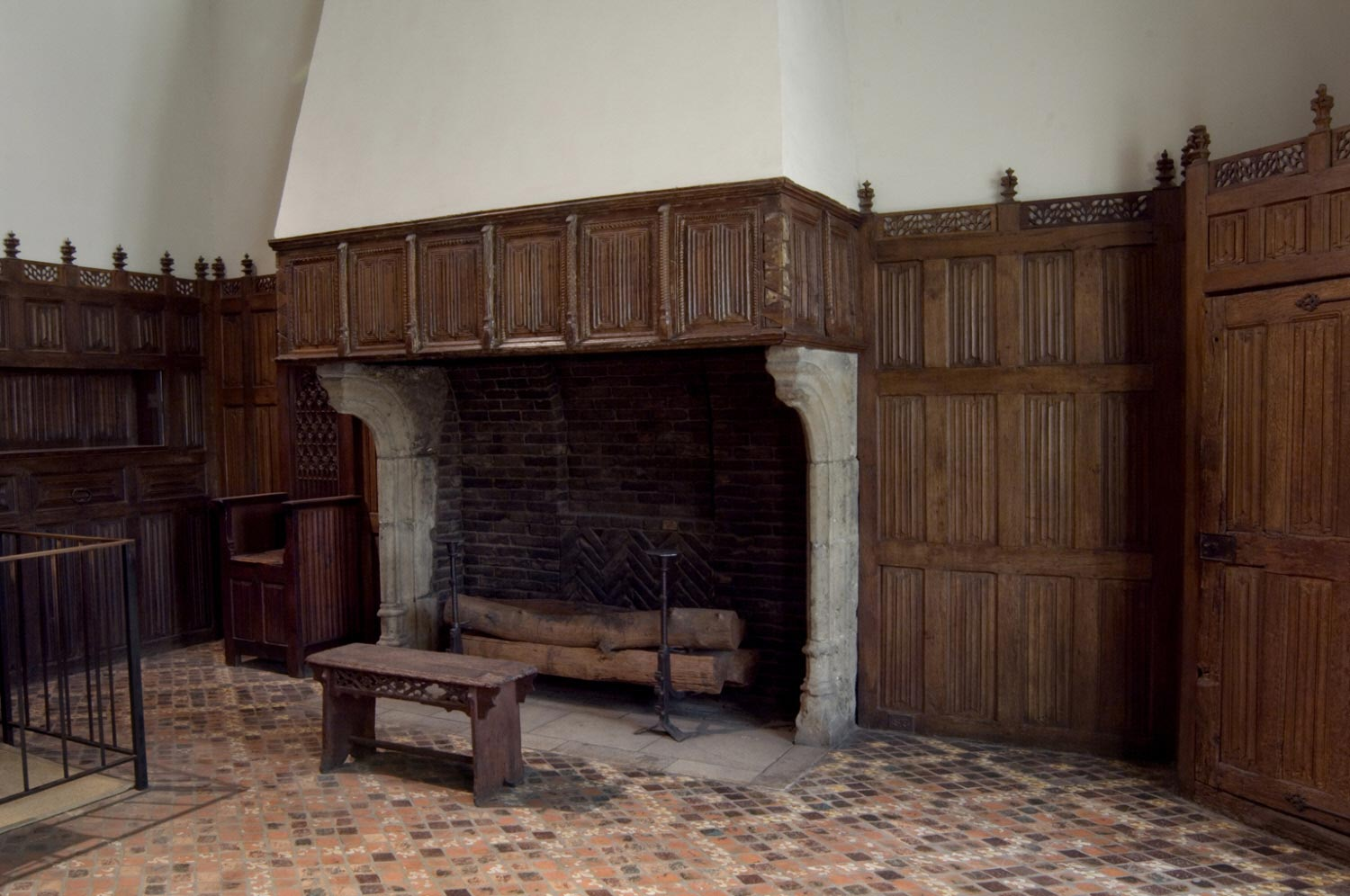 Late Gothic Room