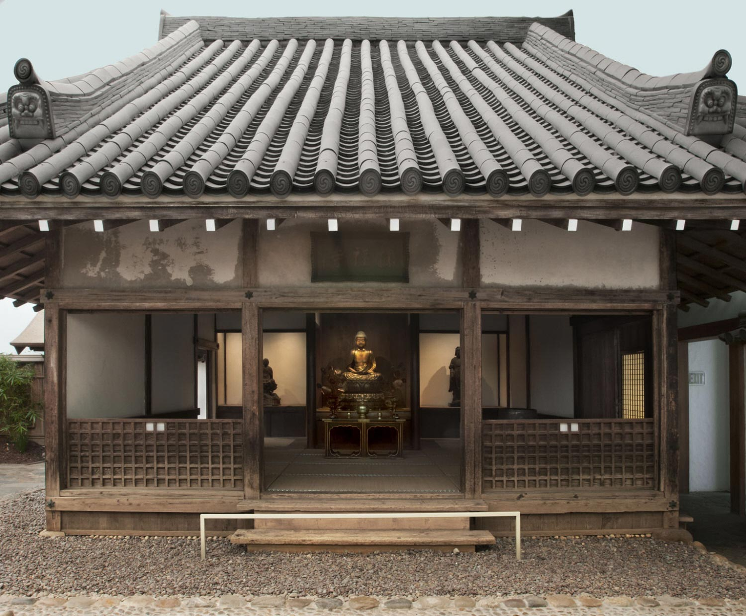 Temple of the Attainment of Happiness (Shōfukuji)