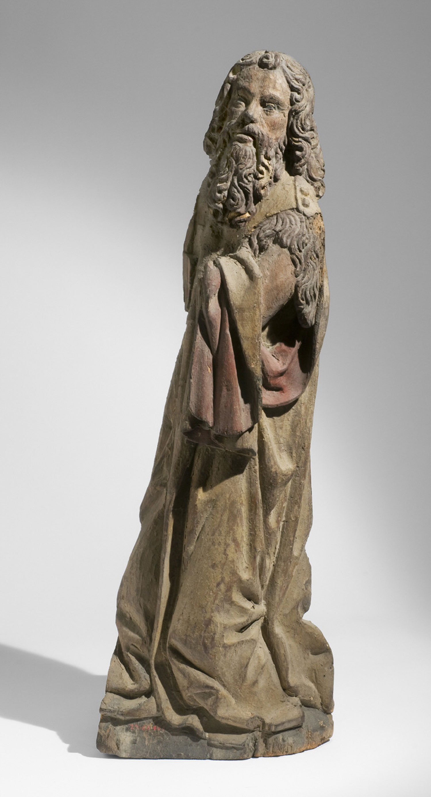 Figure of Saint John the Baptist