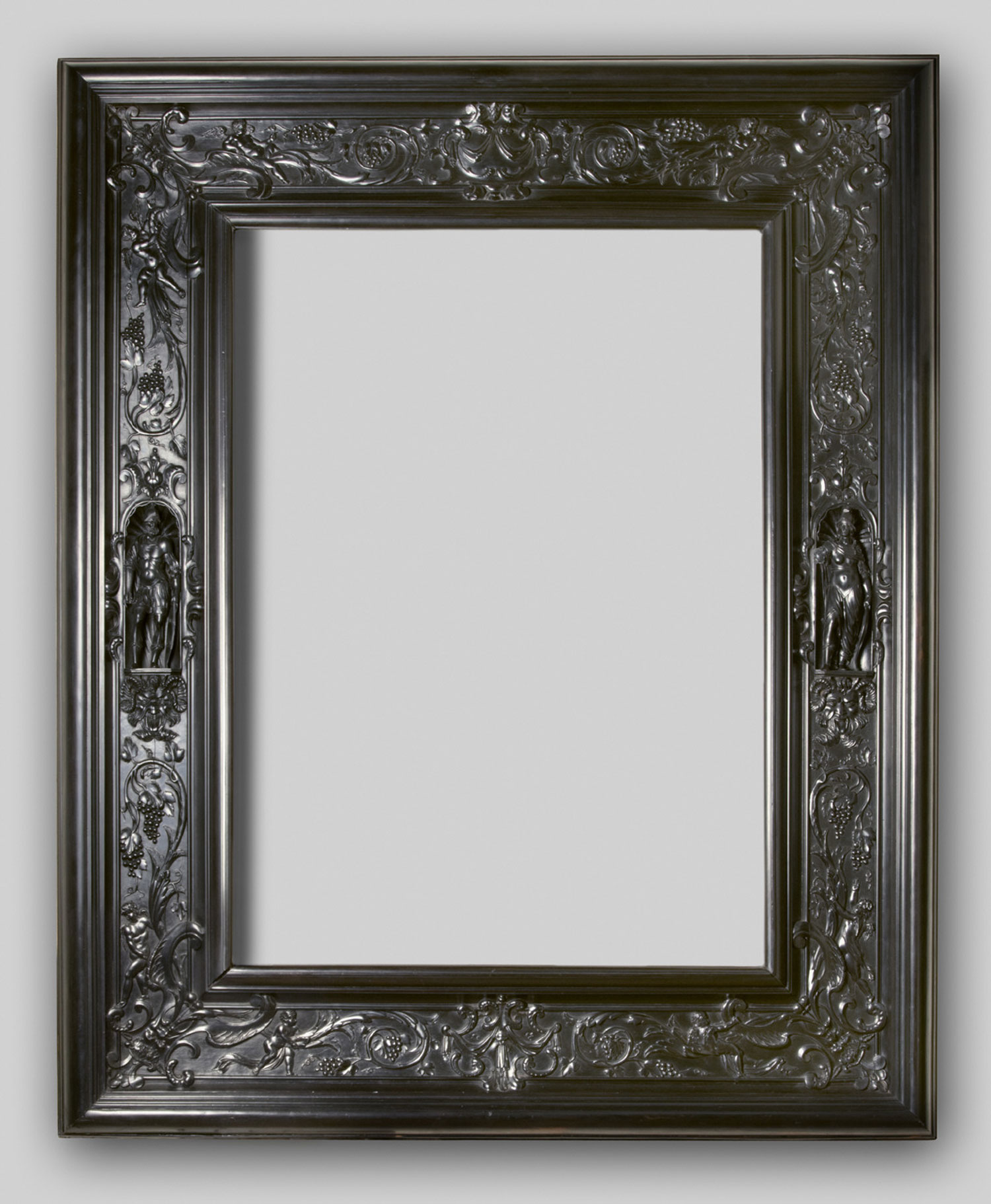Frame with Figures of Mars and Minerva