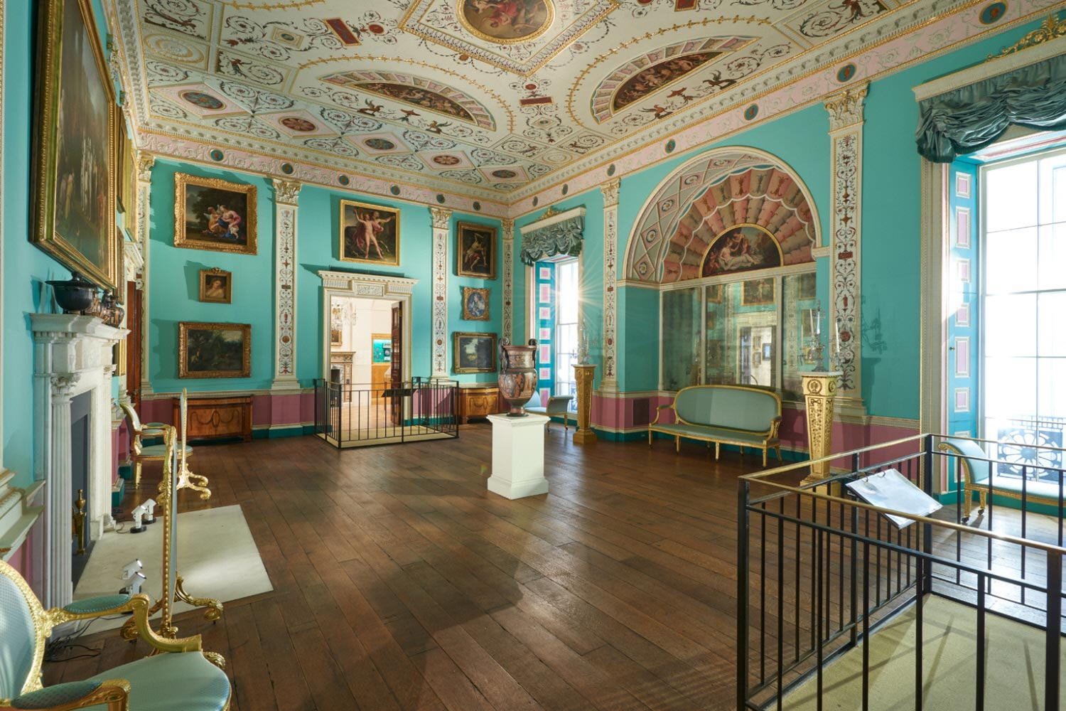 Drawing Room from Lansdowne House