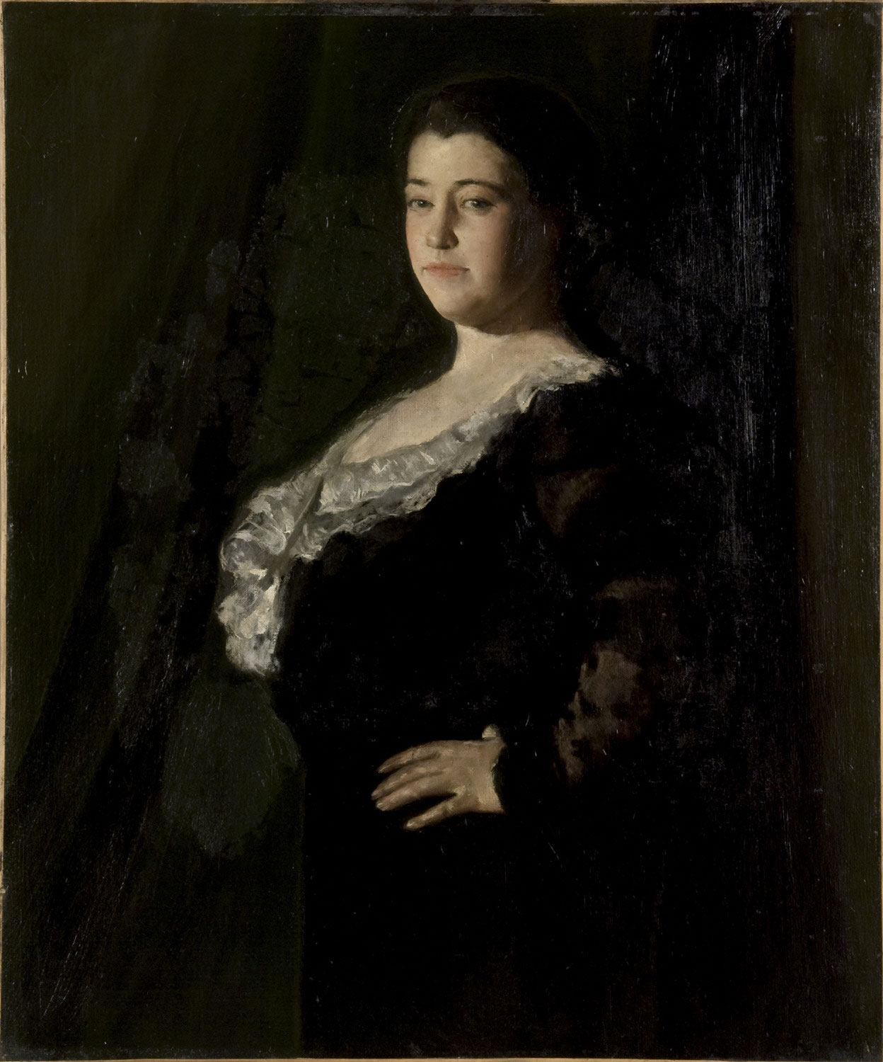 Portrait of Georgiana Goddard King