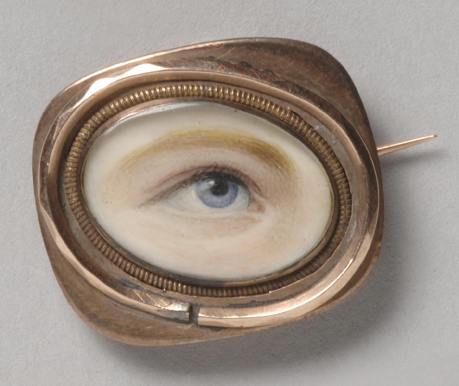 Portrait of a Right Eye