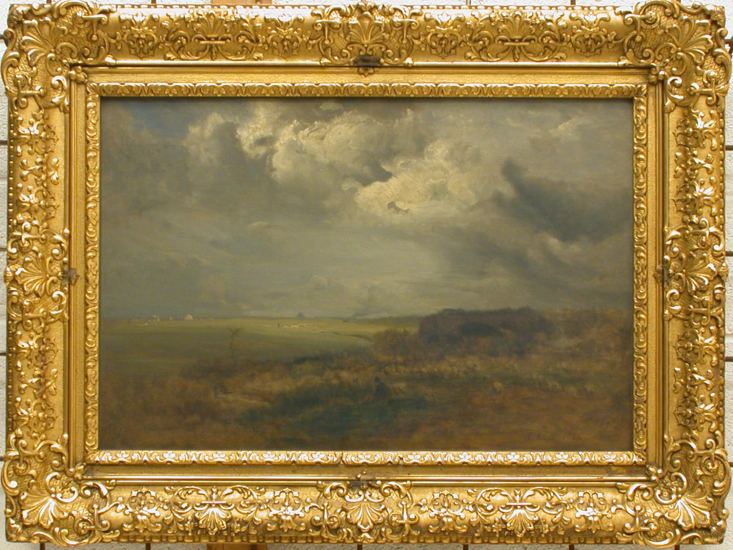 Roman Campagna (Passing Shower)