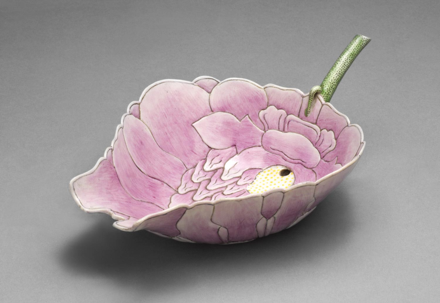 Cup in the Form of a Peony Blossom