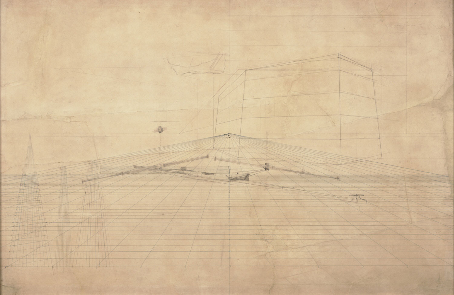 Perspective Drawing for