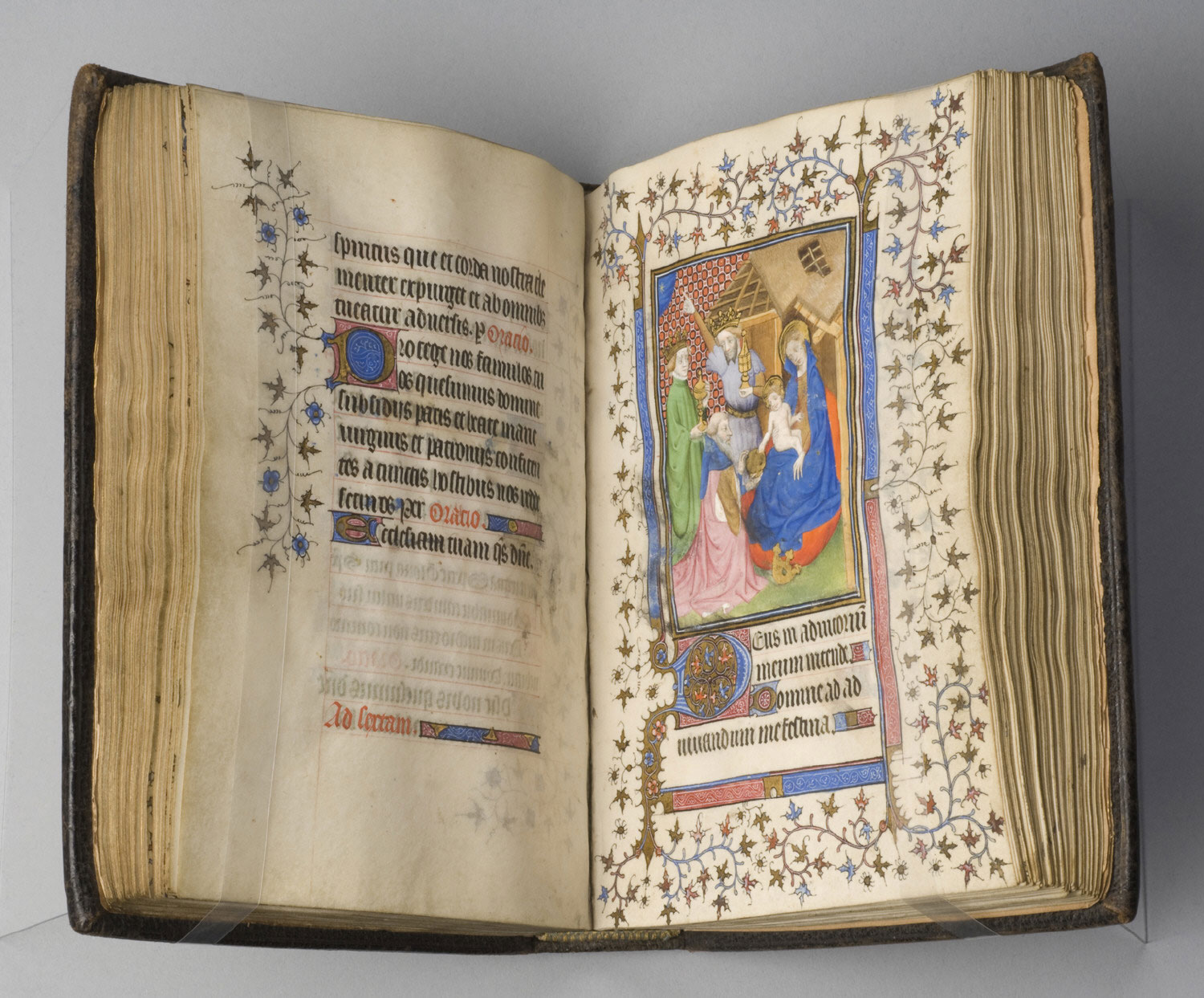 Book of Hours for Paris Use