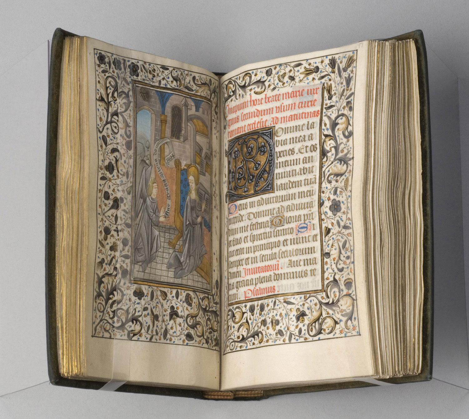 Book of Hours for Rome Use
