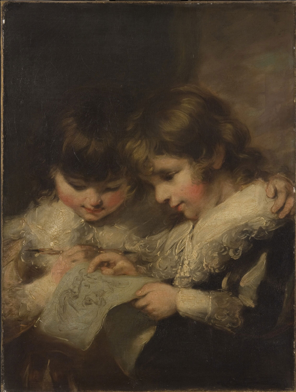 Young Artists (Portrait of William and Thomas Russell)