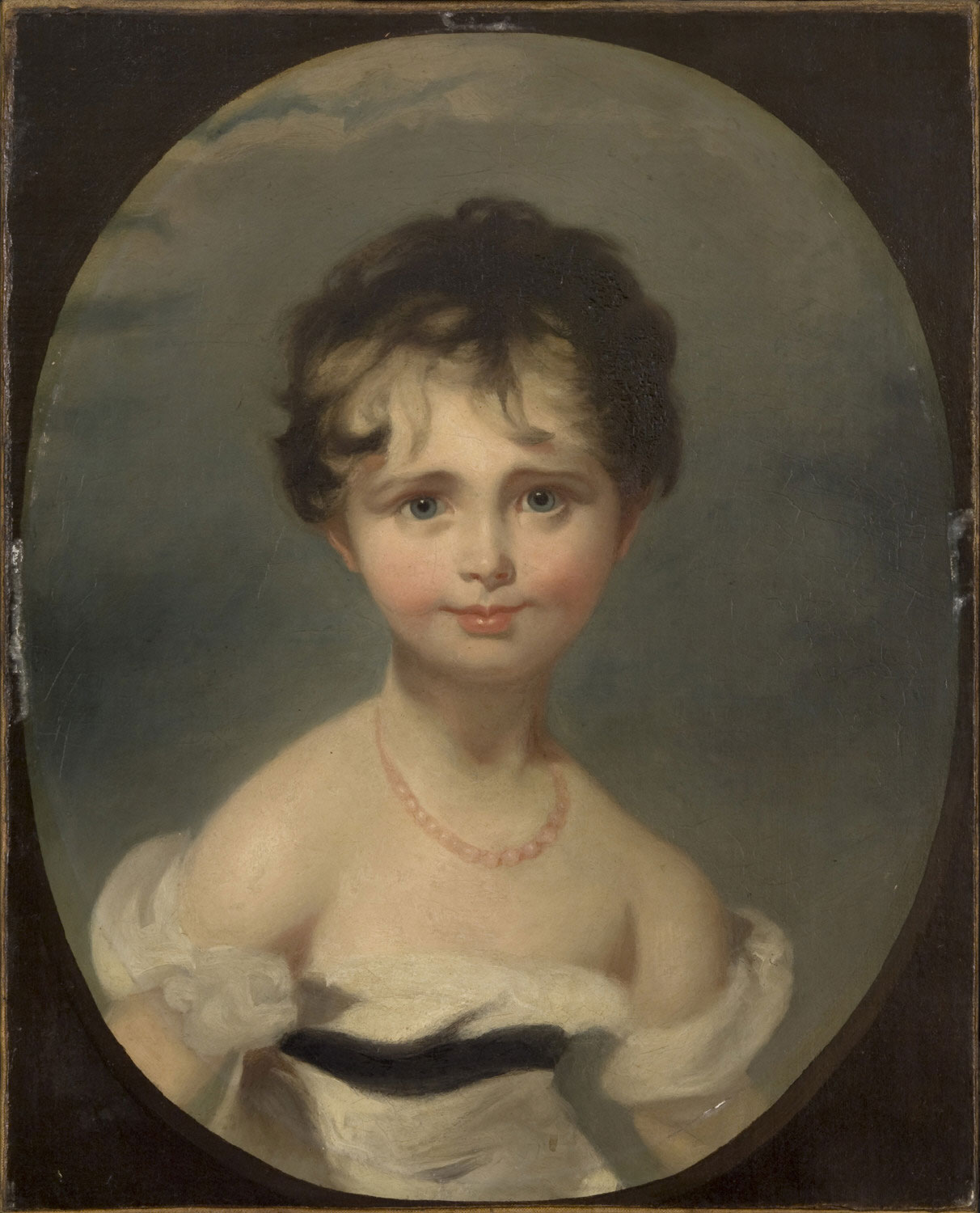 Portrait of Lady Emily Cowper [later Lady Ashley, Countess of Shaftesbury]