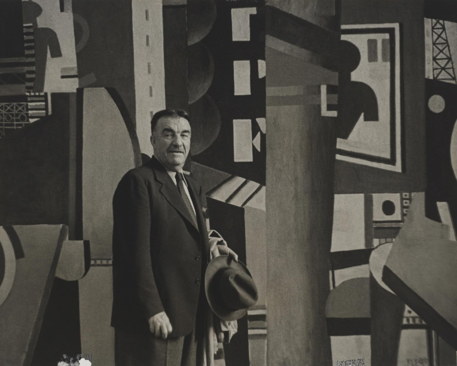 Fernand Léger with