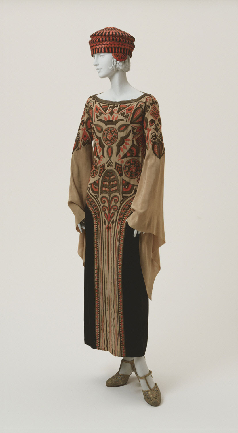 Collections Object : Woman's Afternoon Dress and Hat
