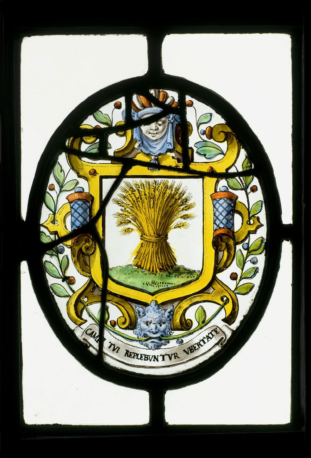 Coat of Arms of an Unknown Family, possibly of the van den Driessche Family