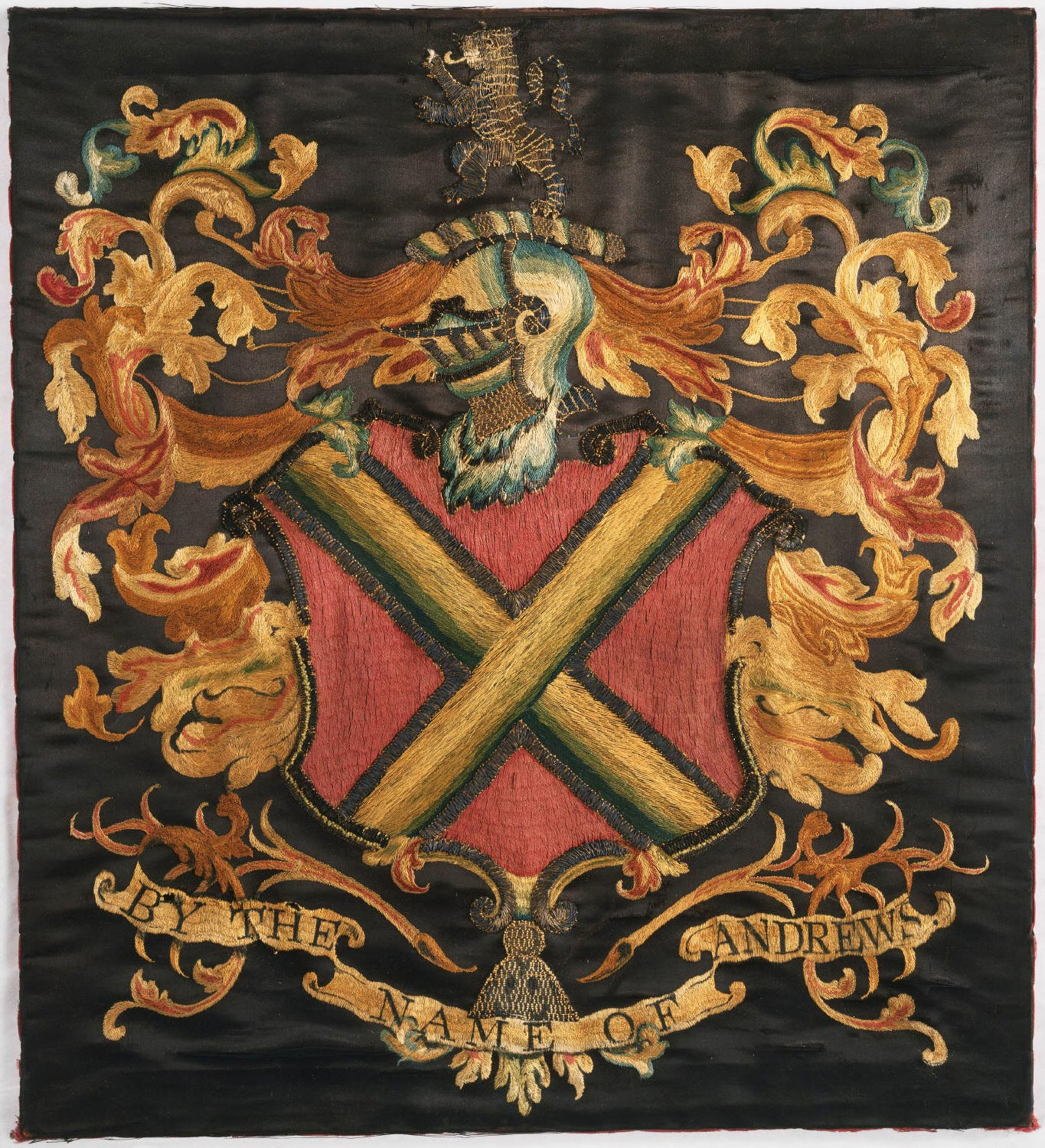 Coat of Arms of the Andrews Family