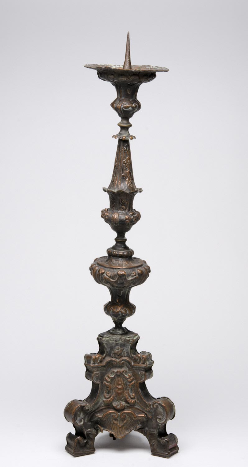Candlestick  (one of pair)
