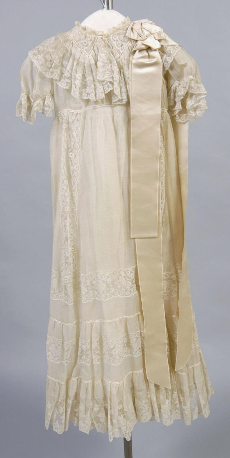 Boy's Christening Dress