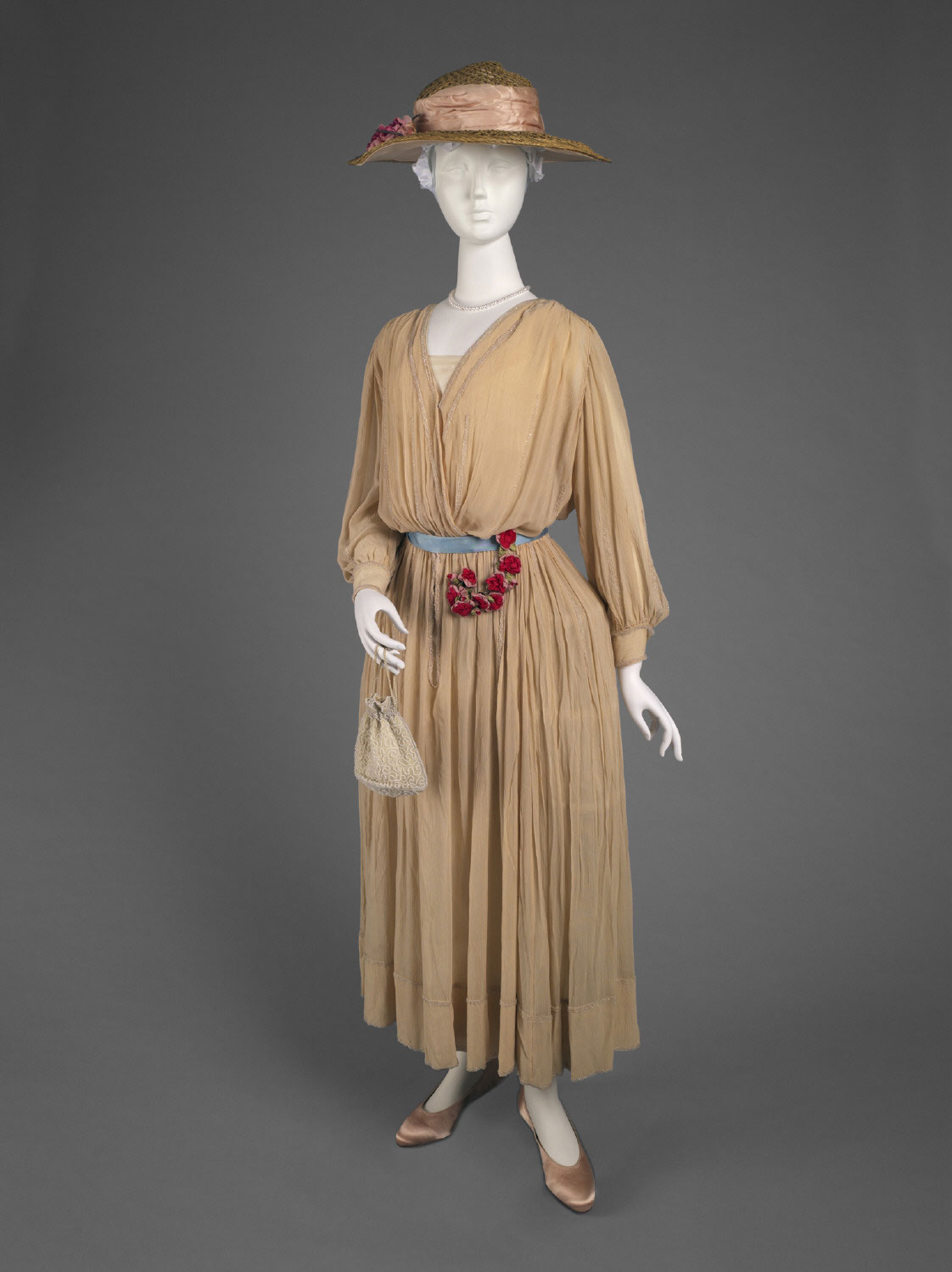 Woman's Afternoon Dress