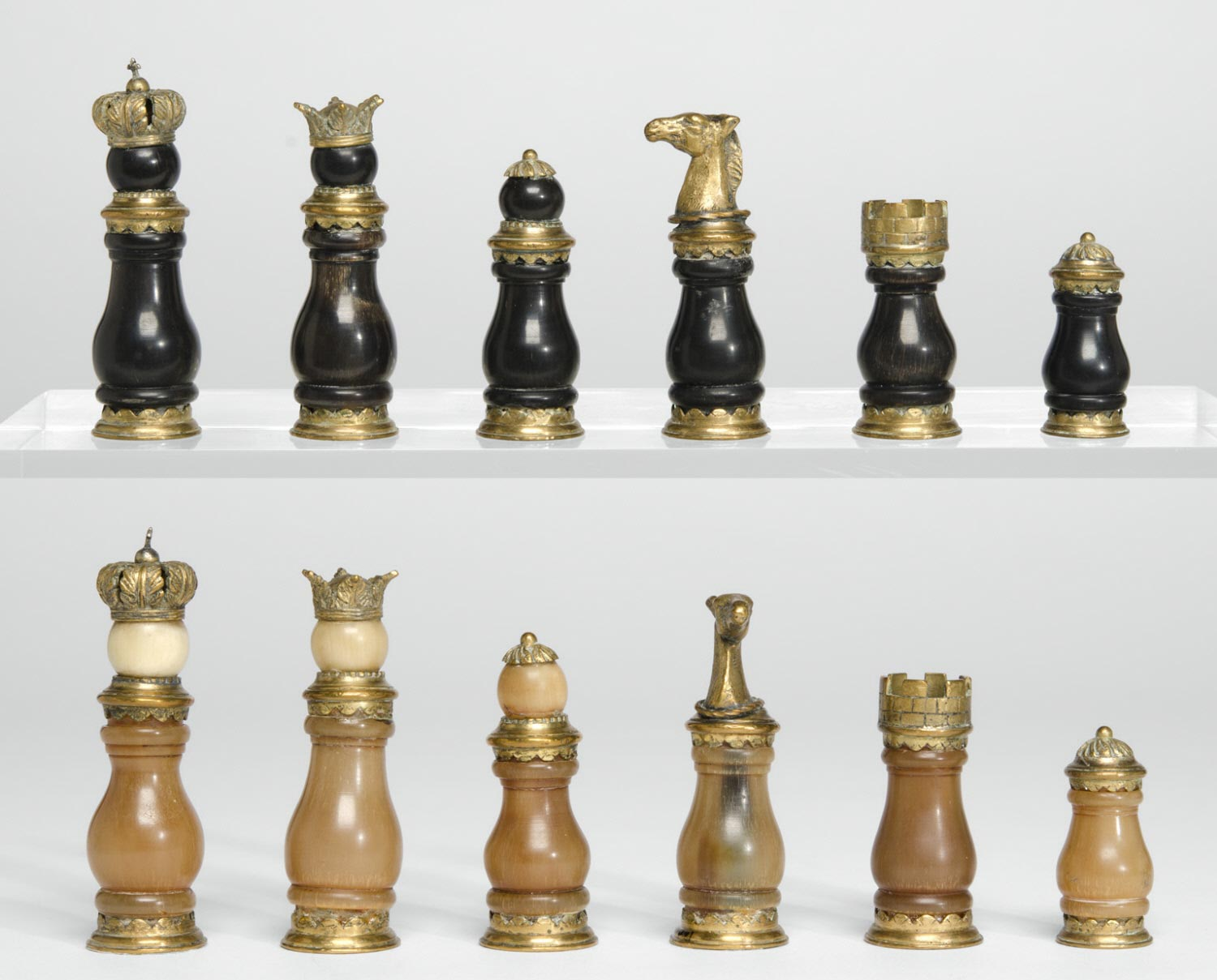 Chess Pieces and Board