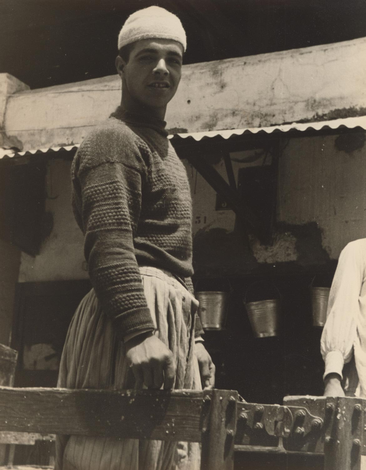 Achmed Mustapha, Fish Market, Tangier