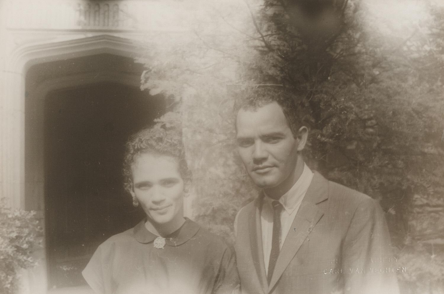 Leon Moore and His Sister