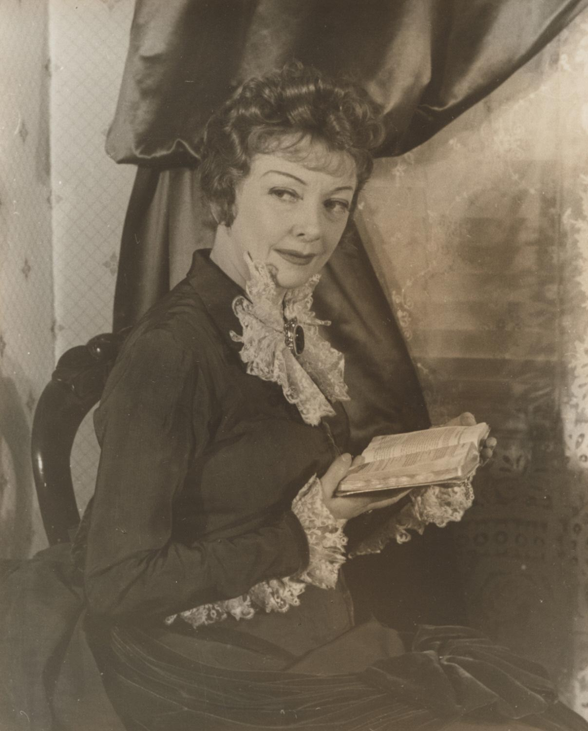 Dorothy Stickney as Mrs. Day in Life with Father