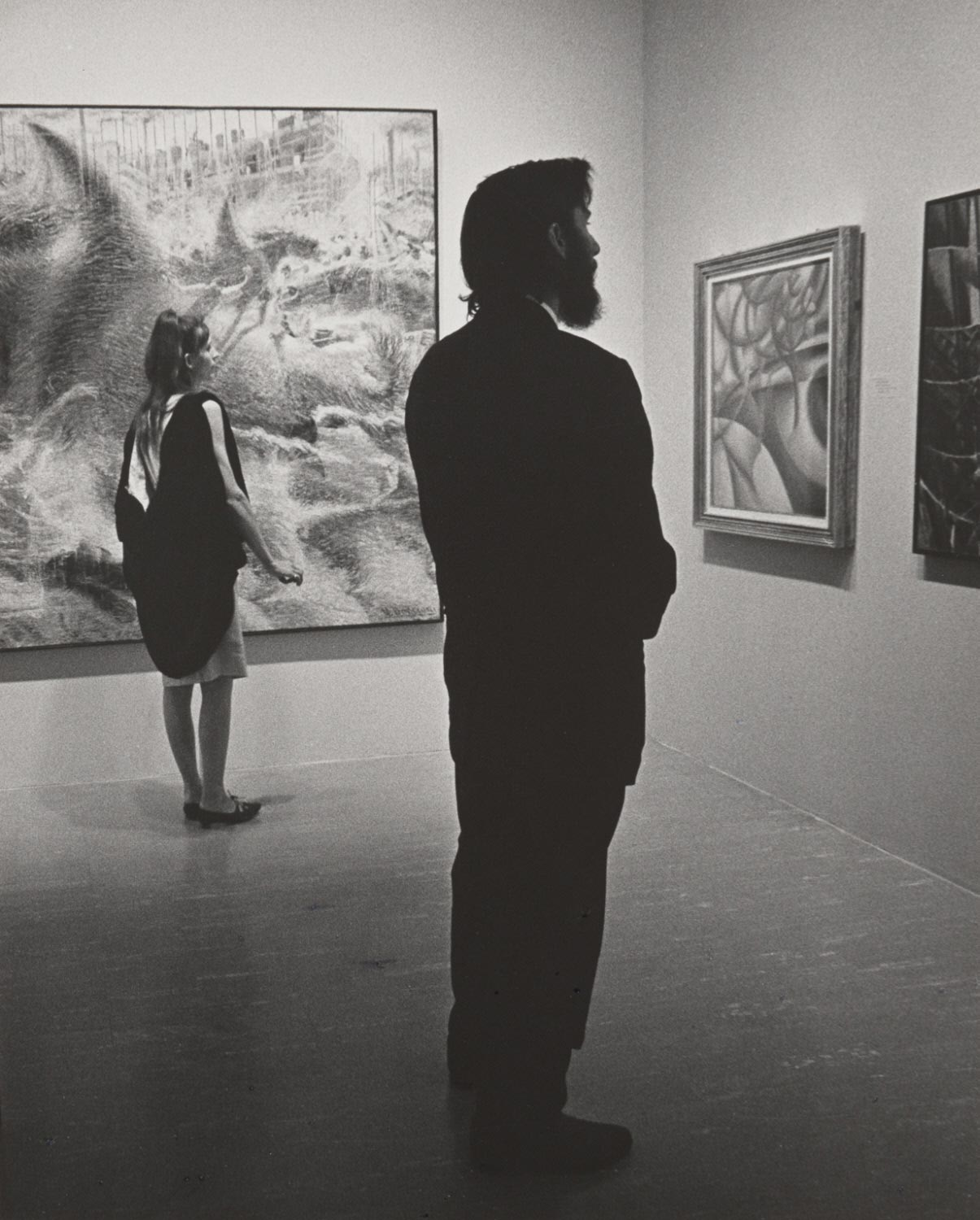 Two Museum Viewers