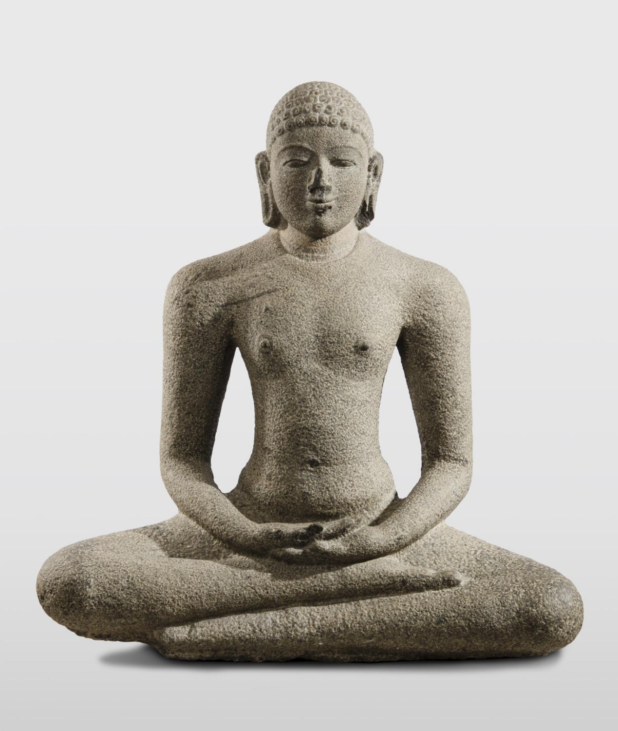 Jina (Jain Savior-Saint) Seated in Meditation