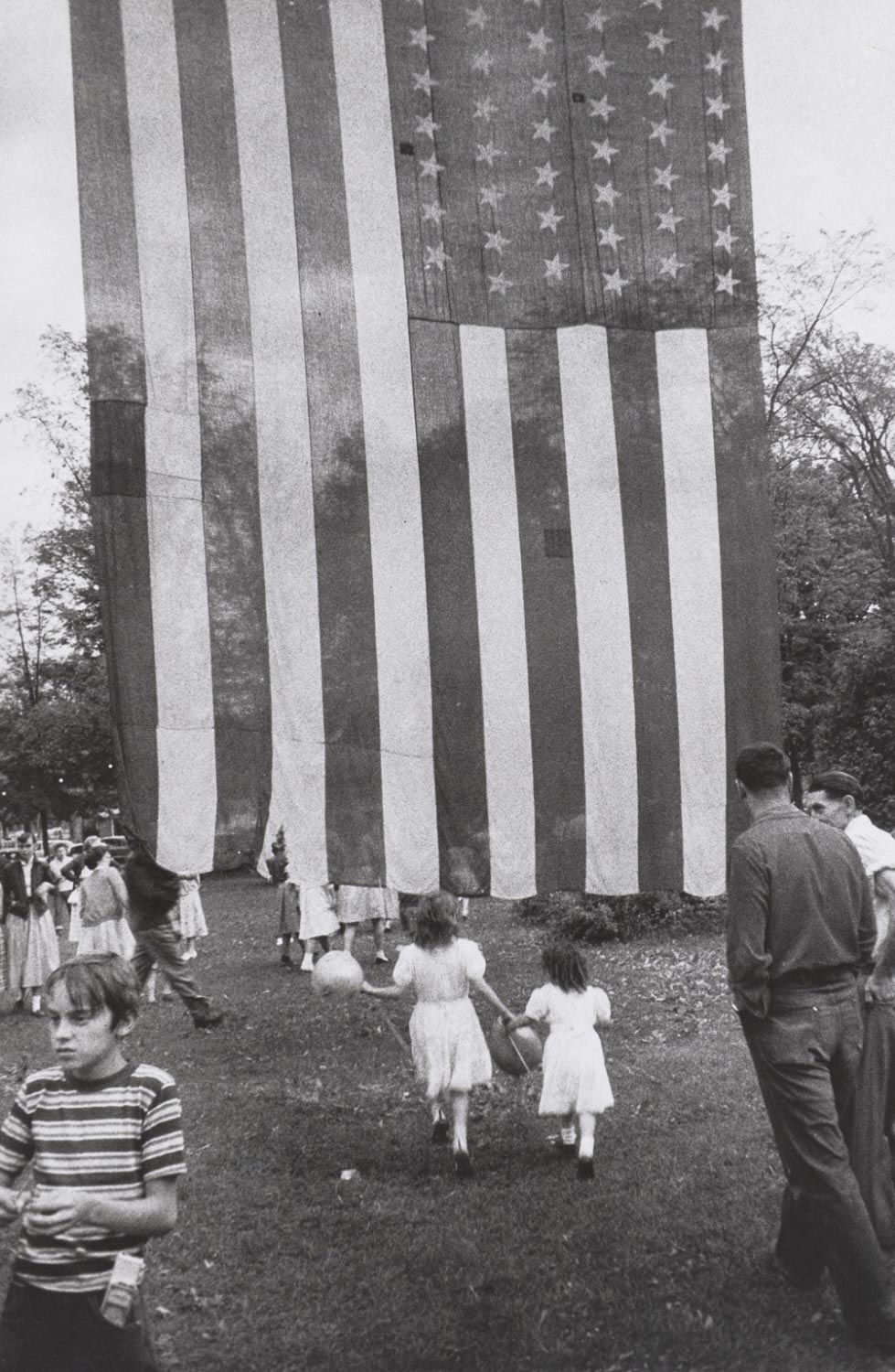 Fourth of July, Jay, New York