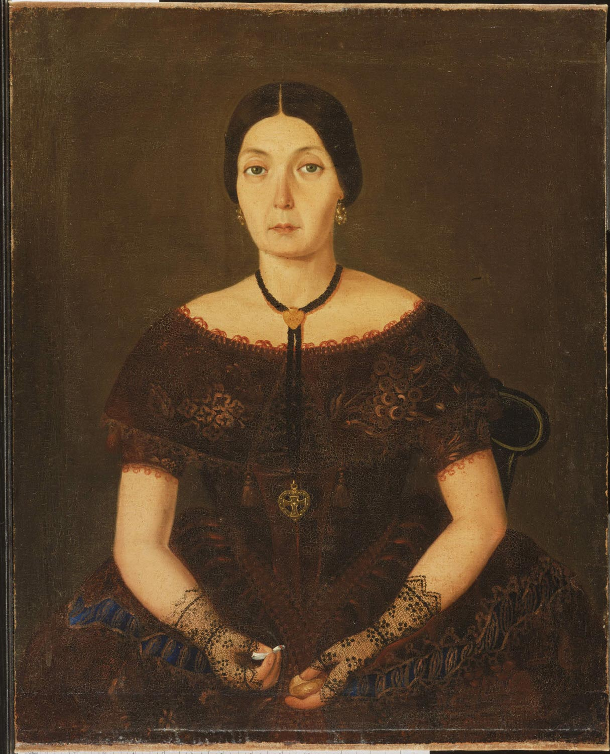 Portrait of the Countess of Canal