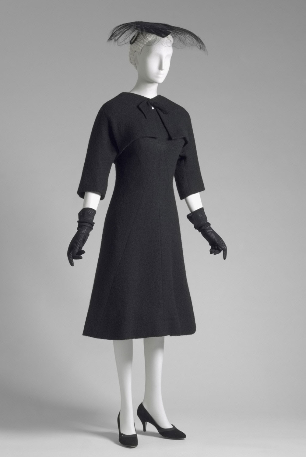 Woman's Dress and Short Jacket
