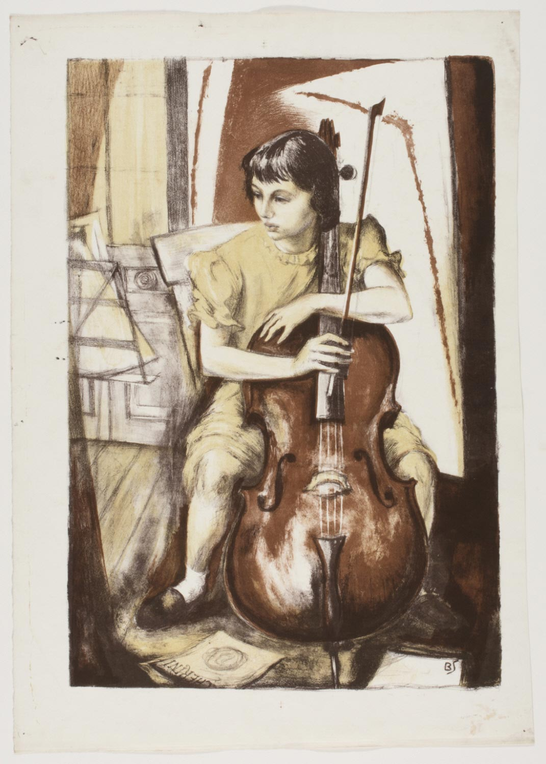 Sonia and Her Cello