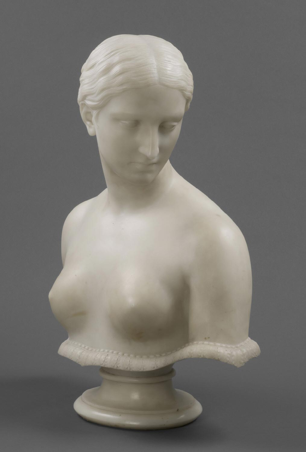 Bust of the